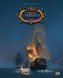 Struggle of Empires Deluxe (englisch) mit deutscher Regel