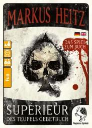 Superieur - Des Teufels Gebetbuch (Markus Heitz)
