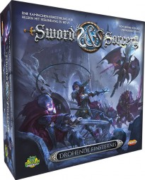 Sword & Sorcery deutsch - Drohende Finsternis Erweiterung