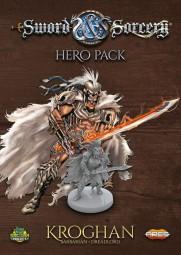 Sword & Sorcery deutsch - Kroghan Hero Pack (deutsch)
