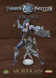 Sword & Sorcery deutsch - Morrigan Hero Pack (deutsch)