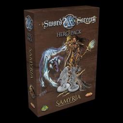 Sword & Sorcery deutsch - Samyria Hero Pack (deutsch)