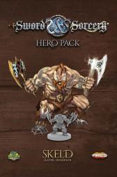 Sword & Sorcery deutsch - Skeld Hero Pack (deutsch)