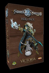 Sword & Sorcery deutsch - Victoria Hero Pack
