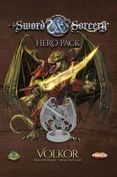 Sword & Sorcery deutsch - Volkor Hero Pack (deutsch)