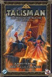 Talisman Erweiterung - Die Feuerlande (deutsch)