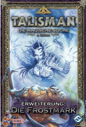 Talisman Erweiterung - Die Frostmark (deutsch)