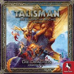 Talisman - 4. Edition - Die Drachen Erweiterung