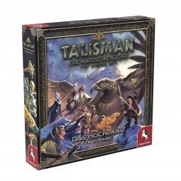 Talisman - 4. Edition - Das Hochland Erweiterung
