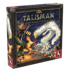 Talisman - 4. Edition - Die Stadt Erweiterung