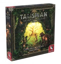 Talisman - 4. Edition - Das Waldland Erweiterung