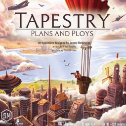 Tapestry (englisch) - Plans & Ploys Expansion
