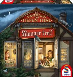Die Tavernen im Tiefen Thal - Zimmer frei Erweiterung 1