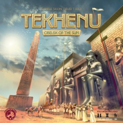 Tekhenu: Obelisk of the Sun (englisch)