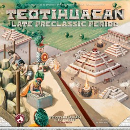Teotihuacan - Late preclassic period expansion