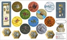 Terra Mystica - Sonderlandschaften Erweiterungsbogen