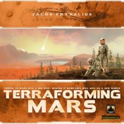 Terraforming Mars (englisch)