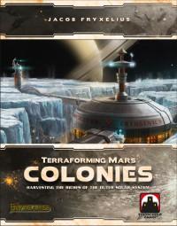 Terraforming Mars (englisch) - Colonies Expansion