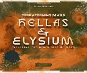 Terraforming Mars (englisch) - Hellas & Elysium Expansion