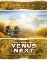 Terraforming Mars (englisch) - Venus next Expansion