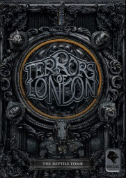 Terrors of London (deutsch) - Das Reptiliengrab