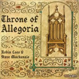 Throne of Allegoria (deutsch / englisch)