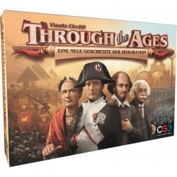 Through the ages deutsch - Überarbeitete Neuauflage