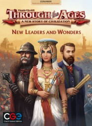 Through the ages - New leaders & wonders expansion (englisch)