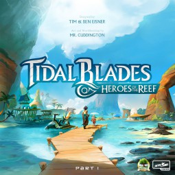 Tidal Blades: Heroes of the Reef (englisch)