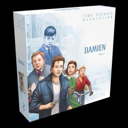 Time Stories Revolution - Damien Szenario deutsch