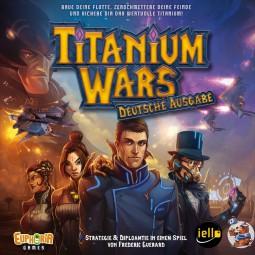 Titanium Wars inkl. Confrontation Erweiterung