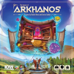 The towers of Arkhanos (deutsch / englisch)