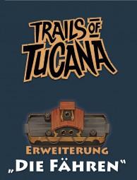 Trails of Tucana (deutsch) - Die Fähren Erweiterung