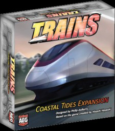 Trains - Coastal Tides Expansion
