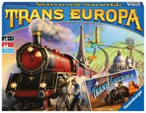 Trans Europa / Trans Amerika