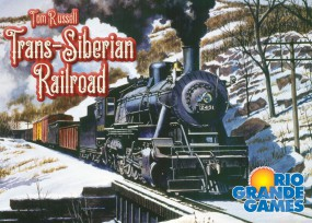 Trans-Siberian Railroad (englisch)