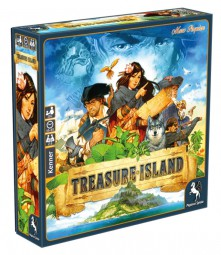 Treasure Island (deutsch)