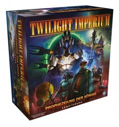 Twilight Imperium - 4th Edition (deutsch) - Prophezeiung der Könige Erweiterung