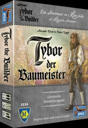 Tybor der Baumeister (deutsch/englisch)