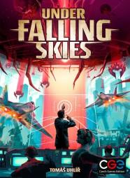 Under falling skies (deutsch)