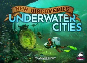 Underwater Cities - New Discoveries Erweiterung (deutsch)
