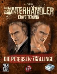 Der Unterhändler - Die Petersen-Zwillinge Erweiterung