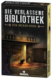 Die verlassene Bibliothek - Escape Spiel