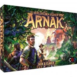 Die verlorenen Ruinen von Arnak (deutsch) - versandkostenfrei