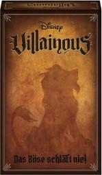 Disney Villainous (deutsch) - Das Böse schläft nie Erweiterung