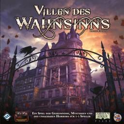 Villen des Wahnsinns - 2. Edition - versandkostenfrei