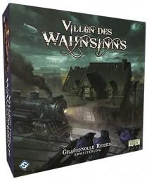 Villen des Wahnsinns - 2. Edition - Grauenvolle Reise Erweiterung