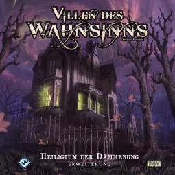 Villen des Wahnsinns - 2. Edition - Heiligtum der Dämmerung Erweiterung