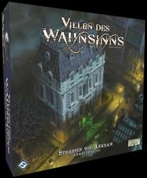Villen des Wahnsinns - 2. Edition - Straßen von Arkham Erweiterung