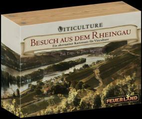 Viticulture deutsch - Besuch aus dem Rheingau Erweiterung